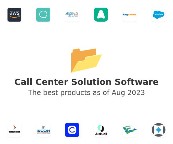 Call Center Solution Software