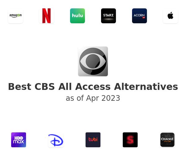 Best CBS All Access Alternatives
