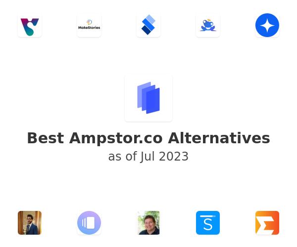 Best Ampstor Alternatives