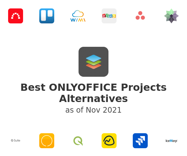 Best ONLYOFFICE Projects Alternatives