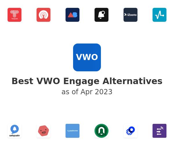 Best VWO Engage Alternatives