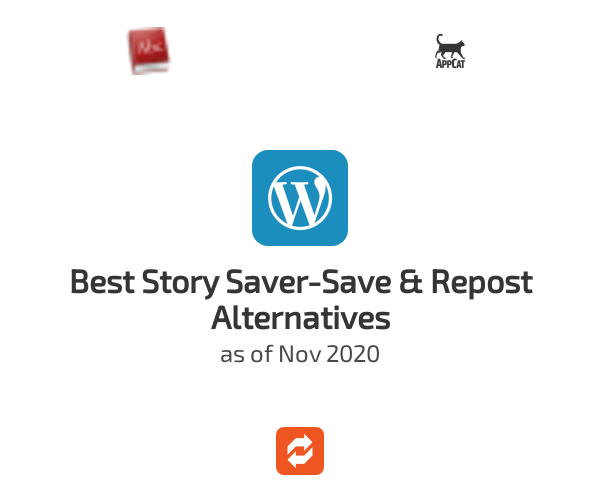 Best Story Saver-Save & Repost Alternatives