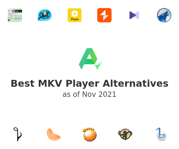 Best MKV Player Alternatives