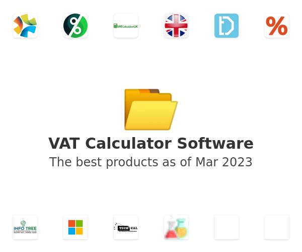 VAT Calculator Software