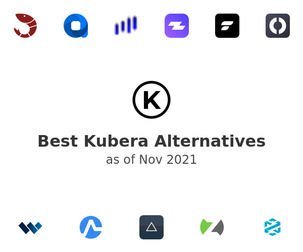 Best Kubera Alternatives