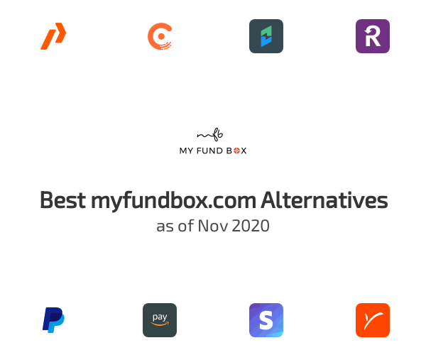 Best myfundbox.com Alternatives