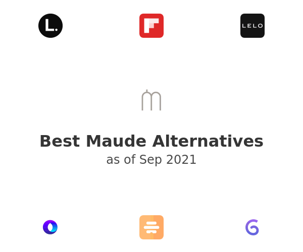 Best Maude Alternatives