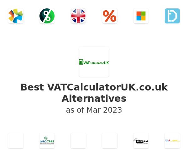 Best VATCalculatorUK.co.uk Alternatives