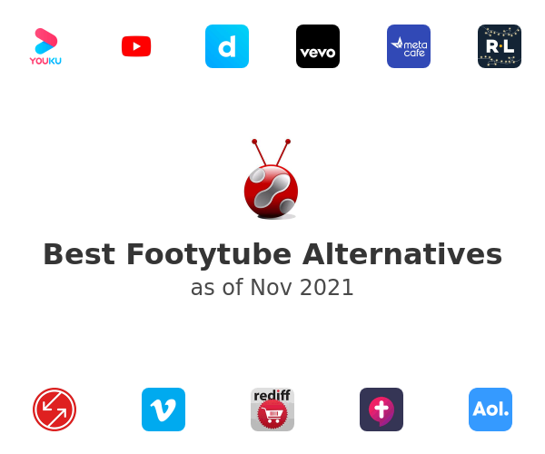 Best Footytube Alternatives