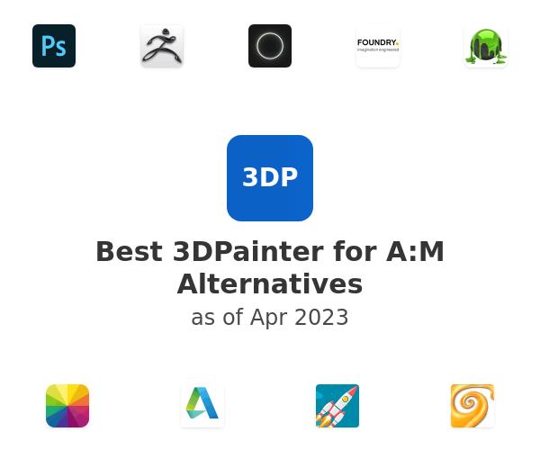 Best 3DPainter for A:M Alternatives