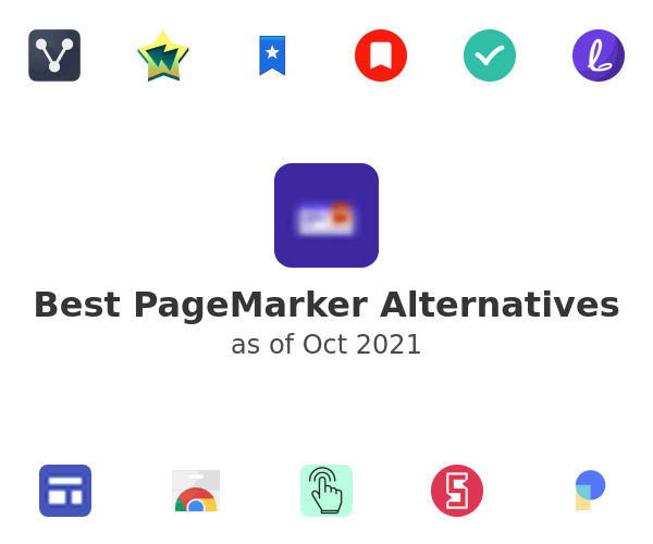 Best PageMarker Alternatives