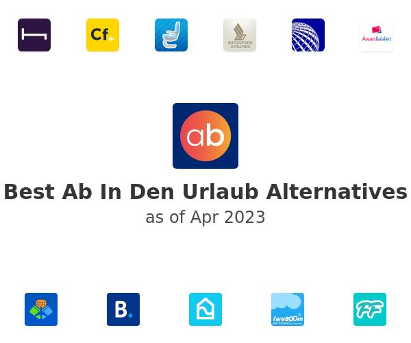 Best Ab In Den Urlaub Alternatives