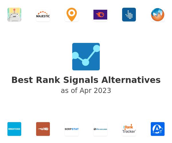 Best Rank Signals Alternatives