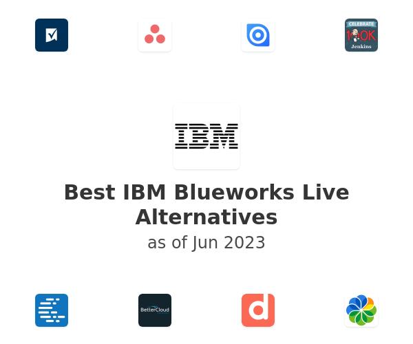 Best IBM Blueworks Live Alternatives