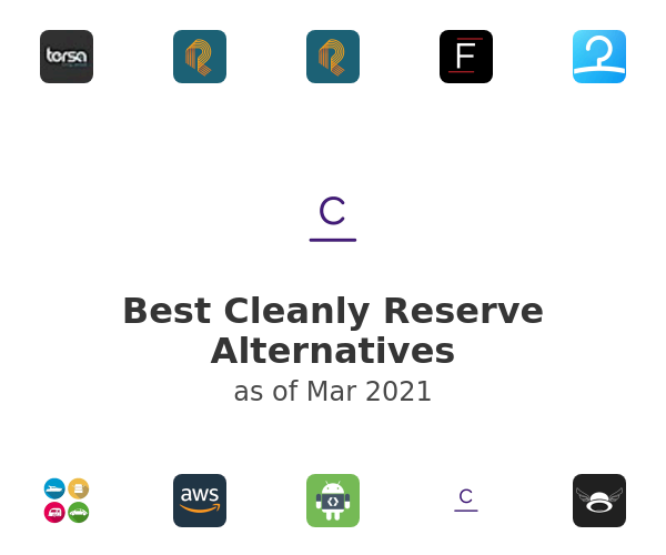 Best Cleanly Reserve Alternatives