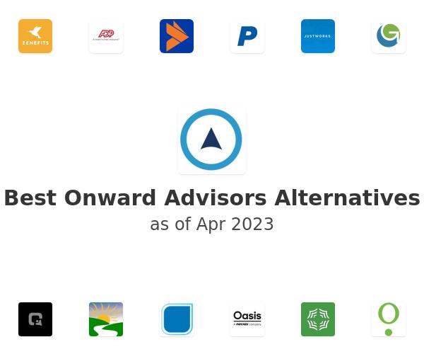 Best Onward Advisors Alternatives