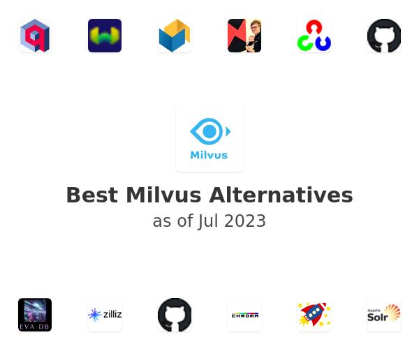 Best Milvus Alternatives