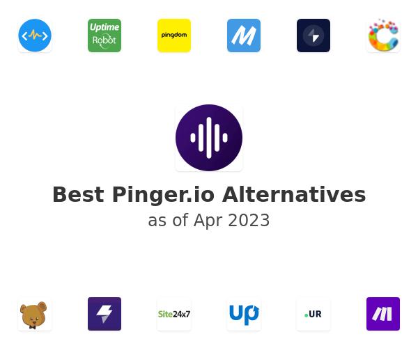 Best Pinger.io Alternatives