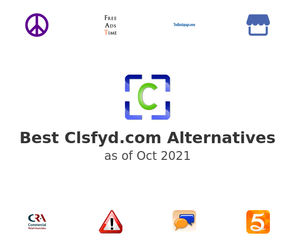 Best Clsfyd.com Alternatives