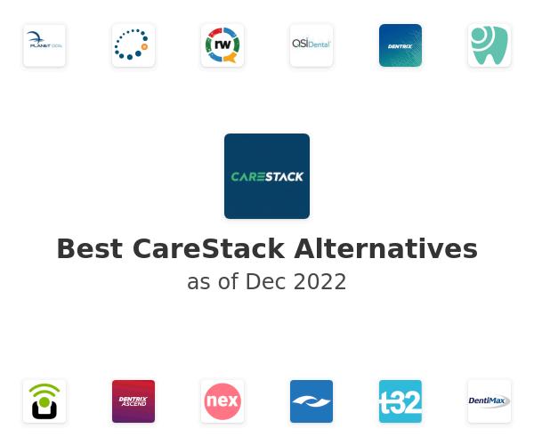 Best CareStack Alternatives