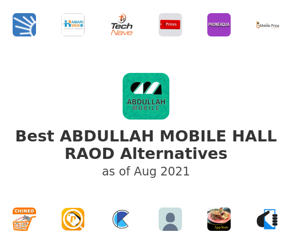 Best ABDULLAH MOBILE HALL RAOD Alternatives