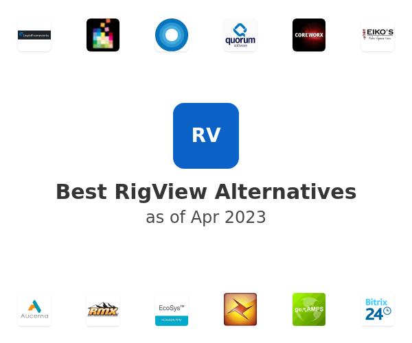 Best RigView Alternatives