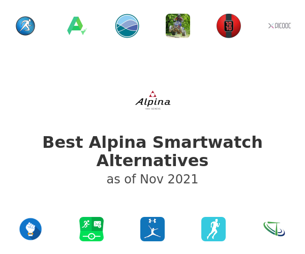 Best Alpina Smartwatch Alternatives