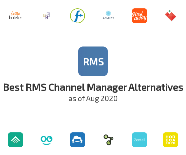 Best RMS Channel Manager Alternatives