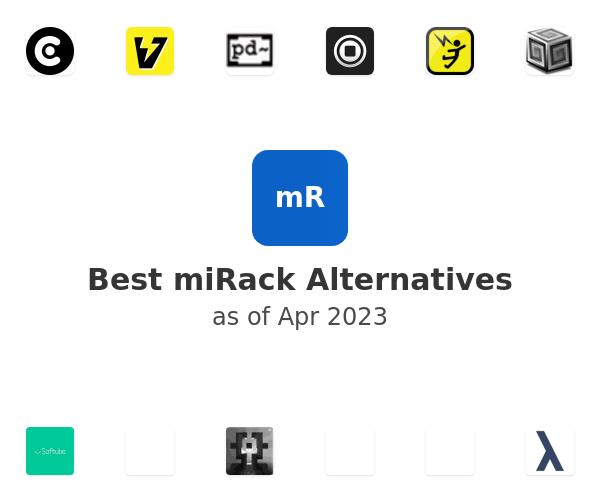 Best miRack Alternatives