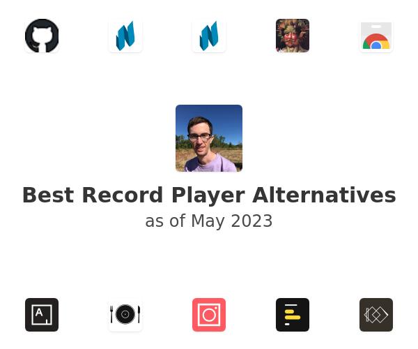 Best Record Player Alternatives