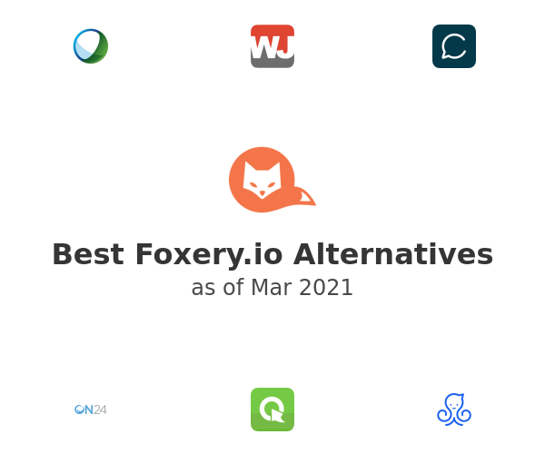 Best Foxery.io Alternatives
