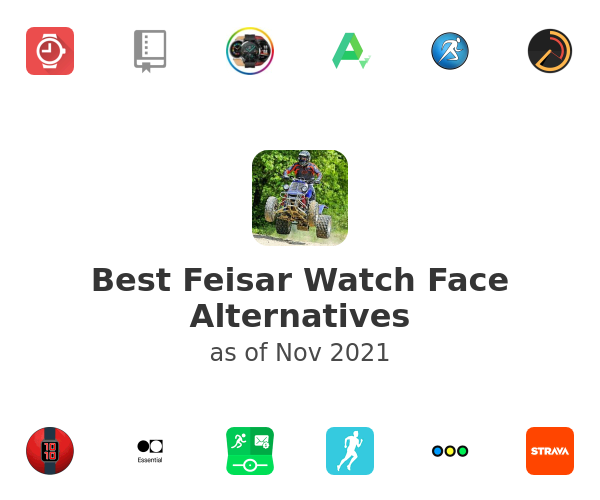 Best Feisar Watch Face Alternatives
