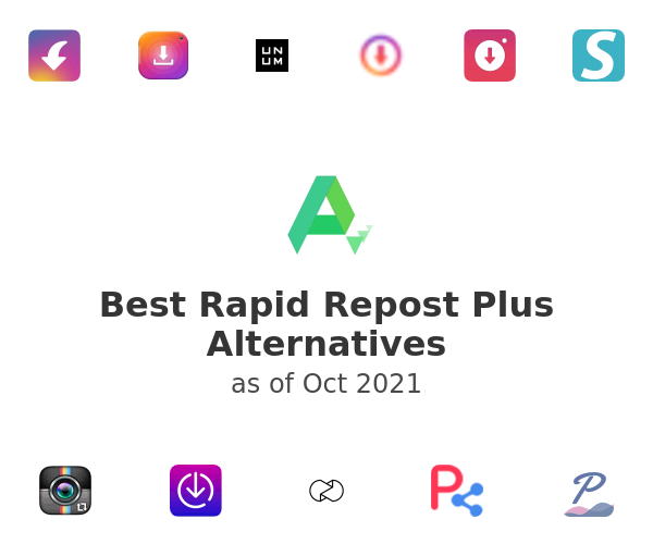 Best Rapid Repost Plus Alternatives