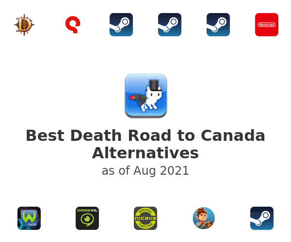 Best Death Road to Canada Alternatives
