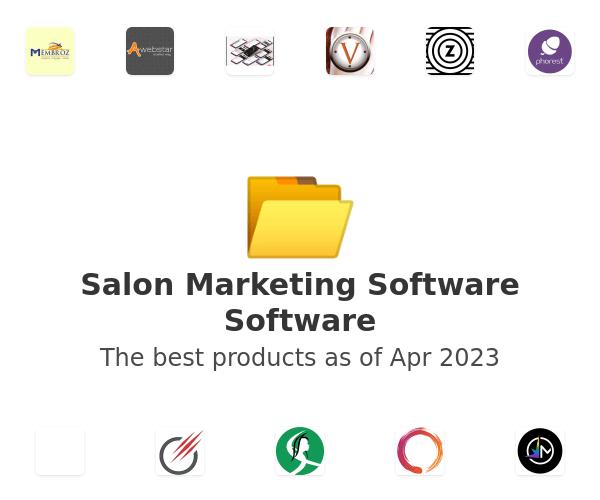 Salon Marketing Software Software