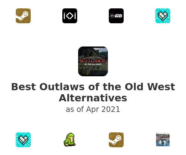 Best Outlaws of the Old West Alternatives