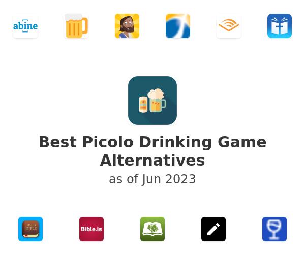 Best Picolo Drinking Game Alternatives
