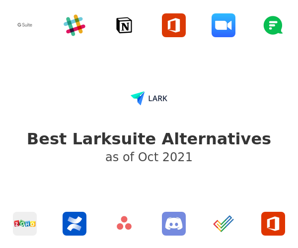 Best Larksuite Alternatives