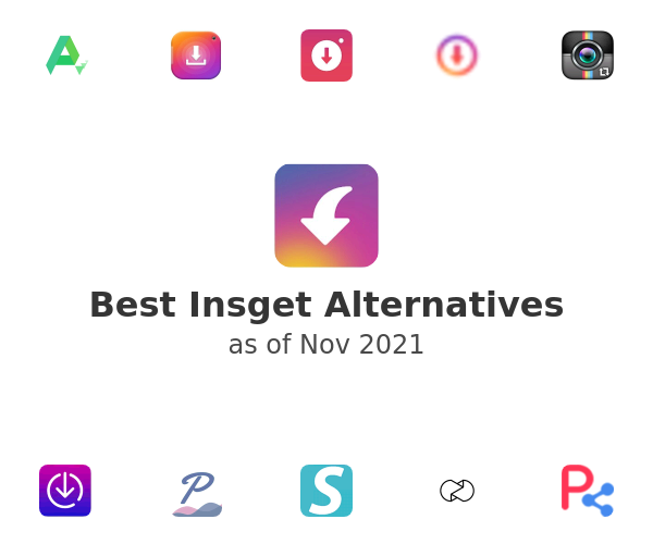 Best Insget Alternatives