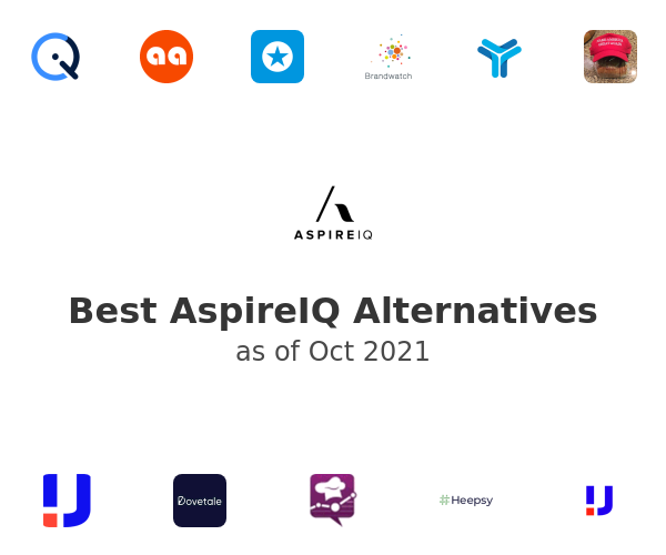 Best AspireIQ Alternatives