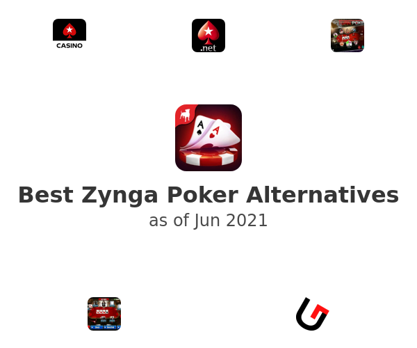 Best Zynga Poker Alternatives