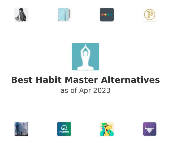 Best Habit Master Alternatives