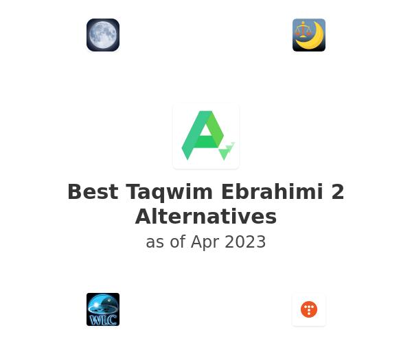 Best Taqwim Ebrahimi 2 Alternatives