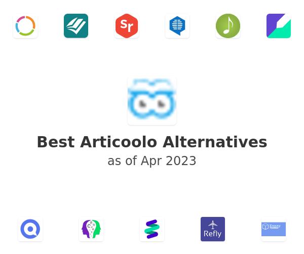Best Articoolo Alternatives