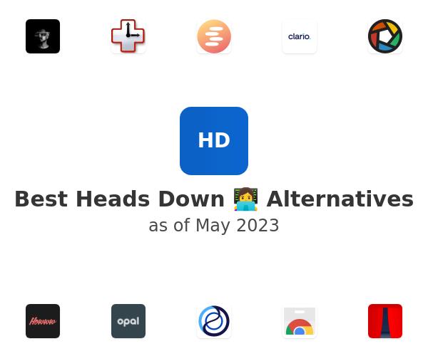 Best Heads Down 👩💻 Alternatives
