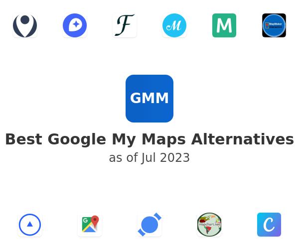Best Google My Maps Alternatives
