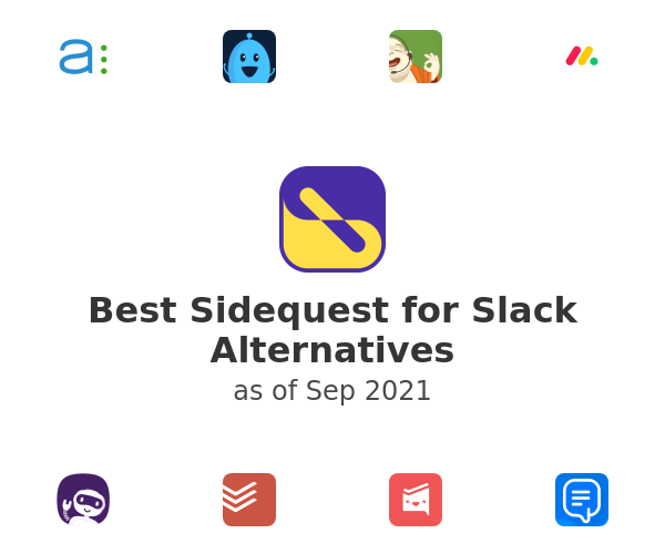 Best Sidequest for Slack Alternatives