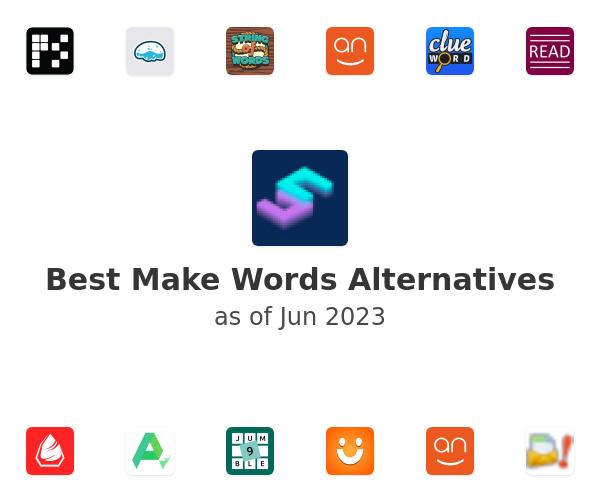 Best Make Words Alternatives