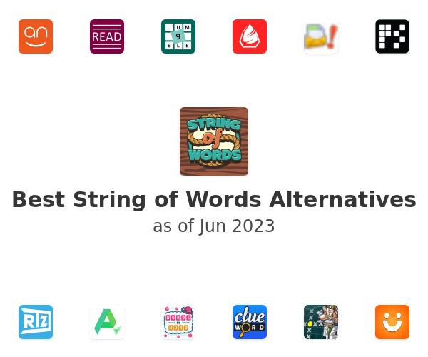 Best String of Words Alternatives
