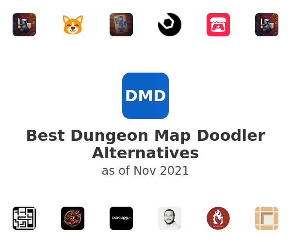 Best Dungeon Map Doodler Alternatives